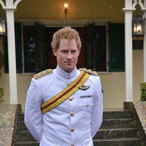 Le prince Harry trouve le royal baby «absolument magnifique»