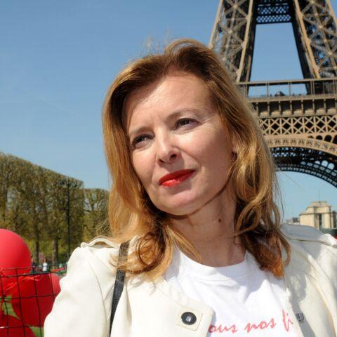 Valérie Trierweiler ne voulait pas que son fils donne d'interview