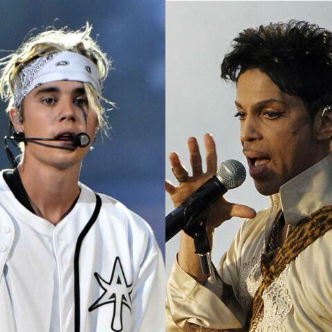 Le talent de Justin Bieber remis en question par Prince
