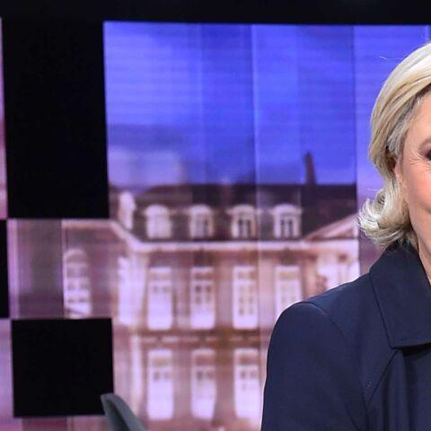 Trop de champagne pour Marine Le Pen? Elle aurait traité François Fillon de «merde»