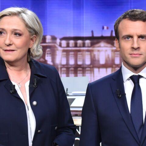 VIDEO – Marine Le Pen fait une allusion douteuse sur Emmanuel et sa prof Brigitte Macron