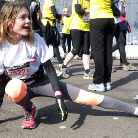 Natalia Vodianova, une joggeuse qui en a sous le pied