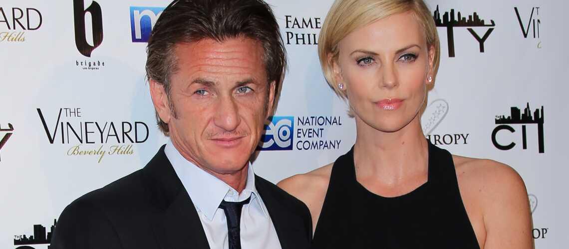 Charlize Theron et Sean Penn s'aiment follement… chez Madonna