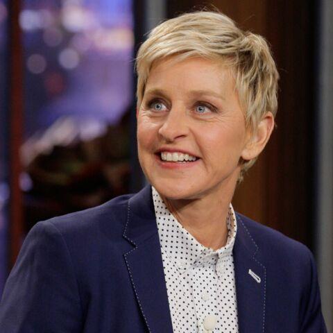 Ellen DeGeneres a perdu son précieux portable