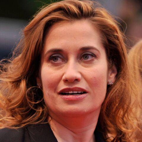 """Emmanuelle Devos: """"je déteste les acteurs qui se regardent jouer"""""""