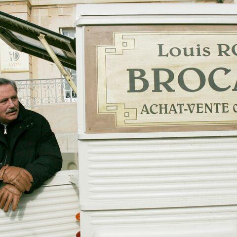 Louis la Brocante baisse le rideau