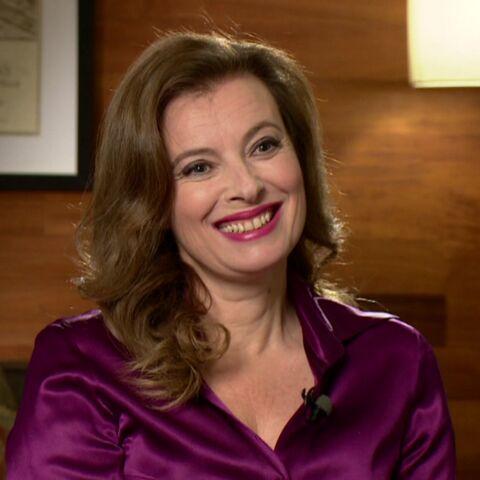 """Valérie Trierweiler: """"je veux commencer une nouvelle vie"""""""