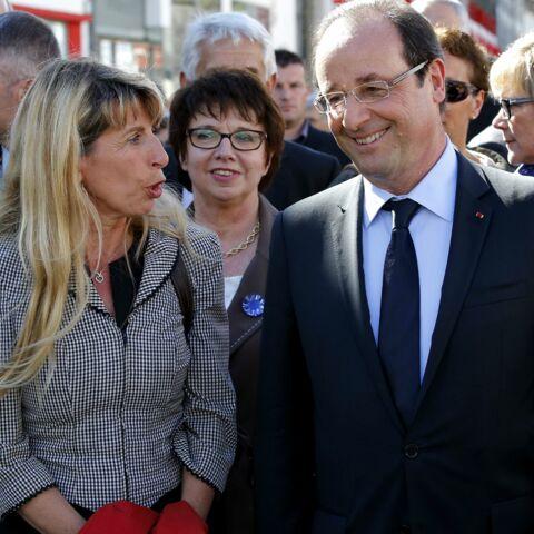 François Hollande pleure la disparition d'une amie