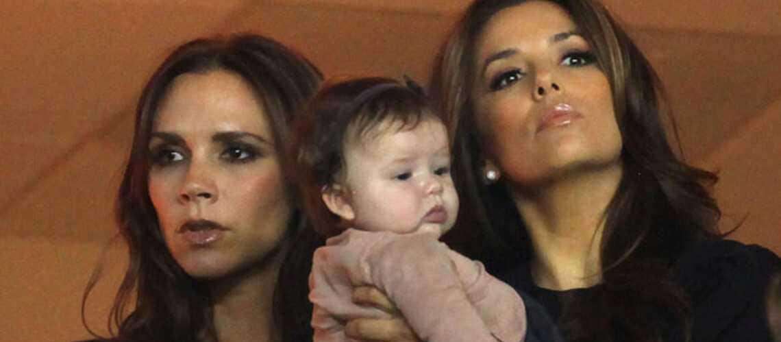 Eva Longoria: baby-sitter pour enfants de stars