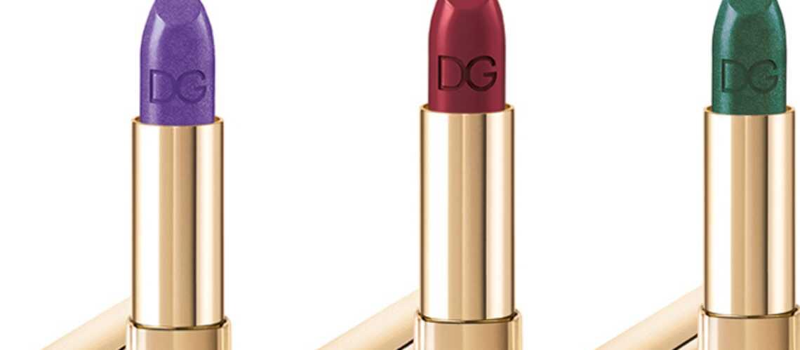 Dolce & Gabbana, des rouges précieux pour Noël