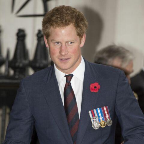 Le Prince Harry au Moyen-Orient