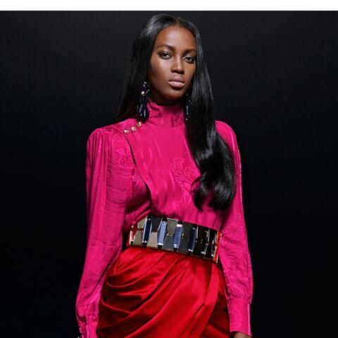 «Féminité féroce» pour Balmain et H&M