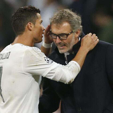 Qu'a bien pu dire Cristiano Ronaldo à Laurent Blanc?