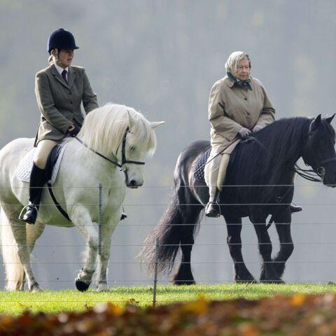 Les chevaux, le dada d'Elisabeth II