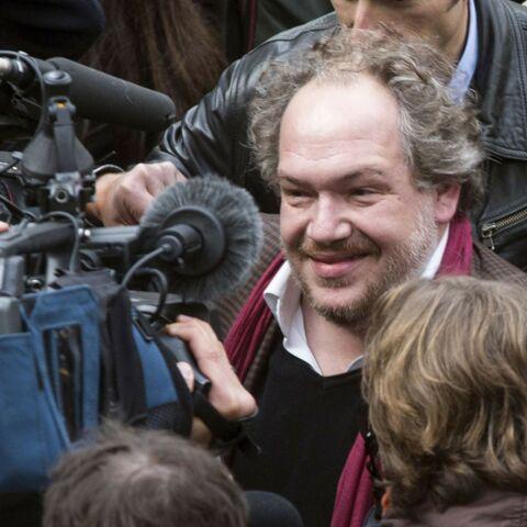 Mathias Enard reçoit le Goncourt pour «Boussole»