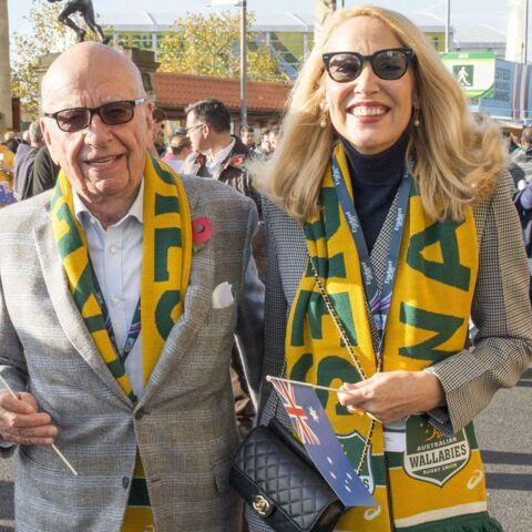 Rupert Murdoch et Jerry Hall ne se quittent plus!