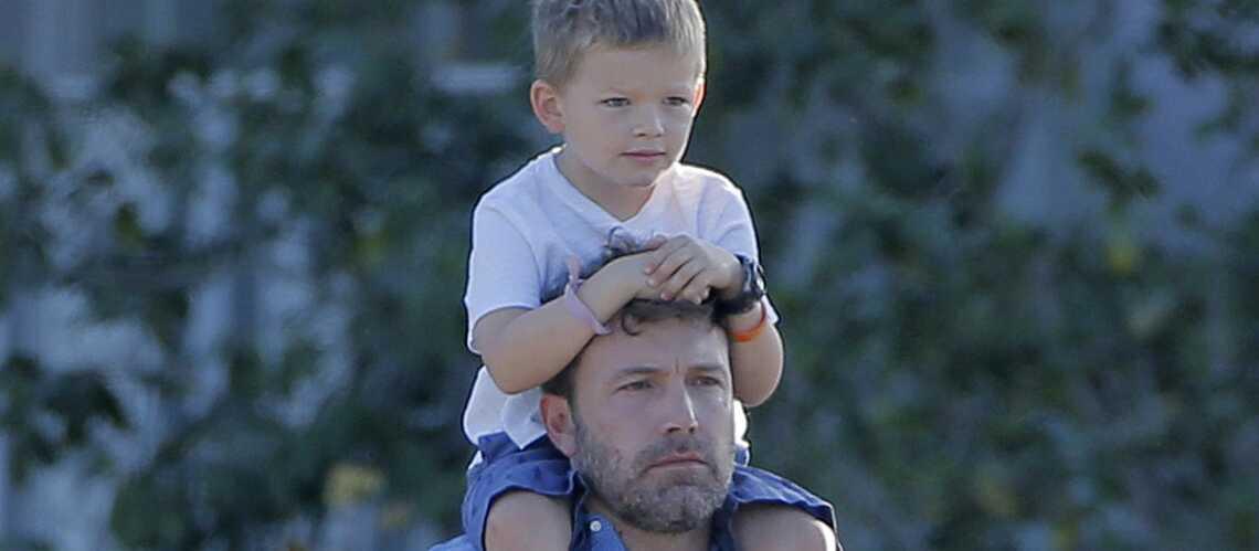 Sans le savoir Ben Affleck a fait jouer son fils avec le prince George et la princesse Charlotte