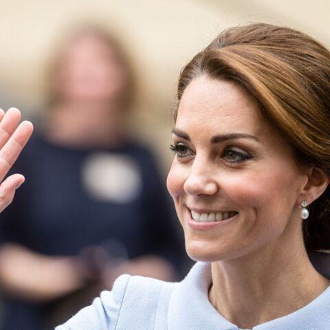 Kate Middleton: La reine Elisabeth II  la force à travailller
