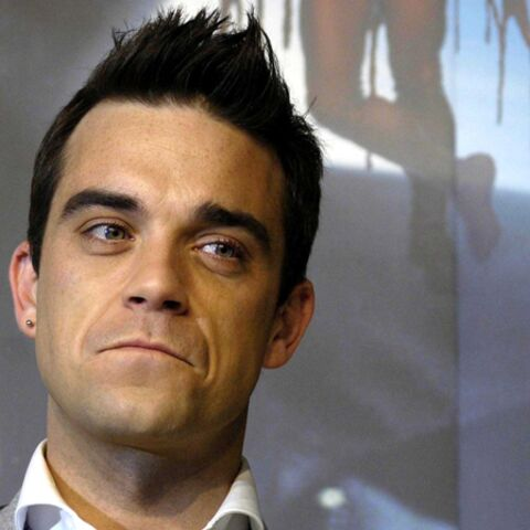 Robbie Williams: papa poule-to-be