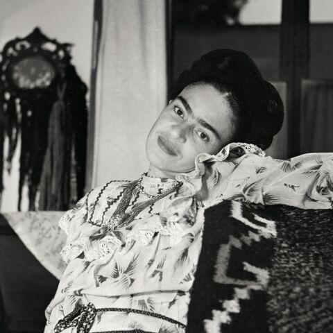 Dans l'intimité de Frida Khalo