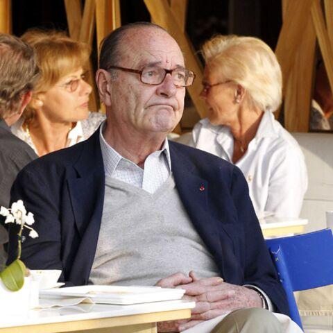 Jacques Chirac, Saint Trop' plutôt que la Ve