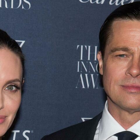 Angelina Jolie accusée d'avoir coupé Brad Pitt de tous ses amis