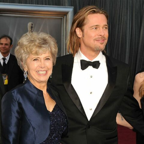 Brad Pitt, effondré par son divorce, trouve du réconfort auprès de sa mère