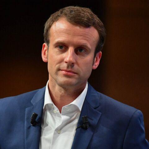 PHOTO – Un caleçon osé pour Emmanuel Macron: Le cadeau osé qui va faire rougir Brigitte Macron