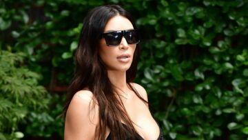 Kim Kardashian revient enfin sur Twitter… pour y faire le ménage