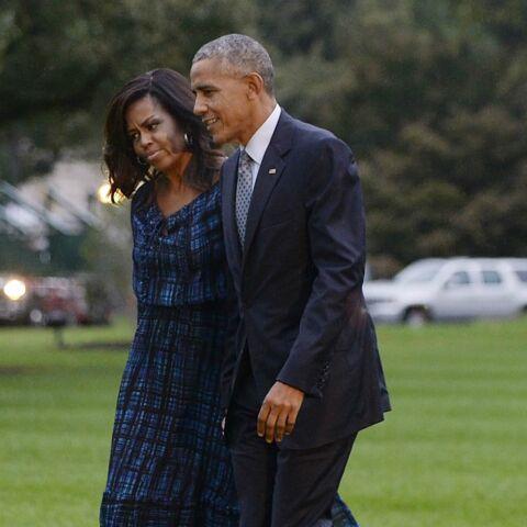 PHOTOS – Barack Obama n'oublie pas ses 24 ans de mariage avec Michelle