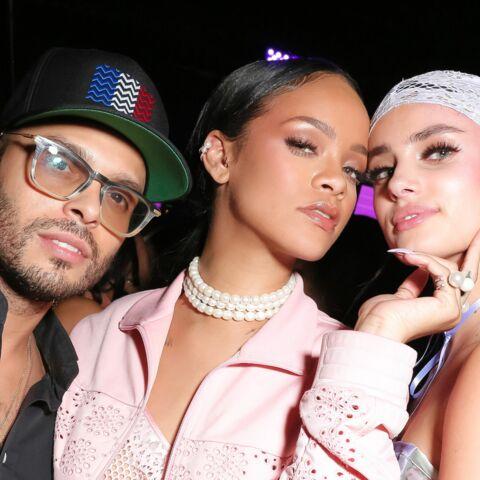 Gala By Night: Folles soirées à l'Arc Paris pour Rihanna et ses amis