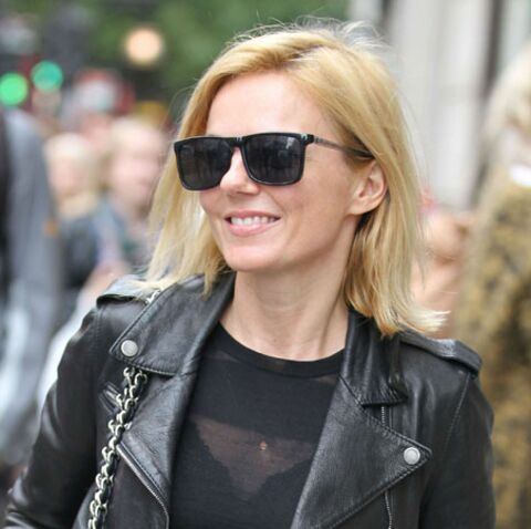 Geri Halliwell confirme son idylle avec Russell Brand