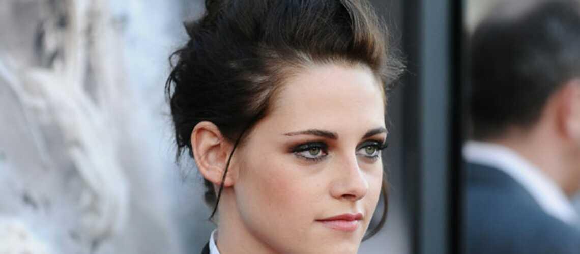 Kristen Stewart se confie dans Vogue