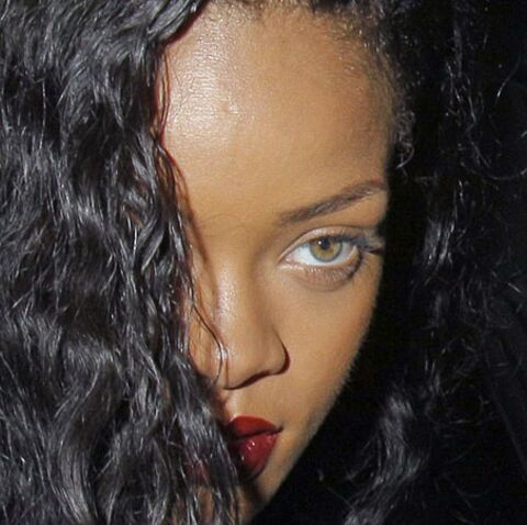 Rihanna une Saint-Valentin sous produits