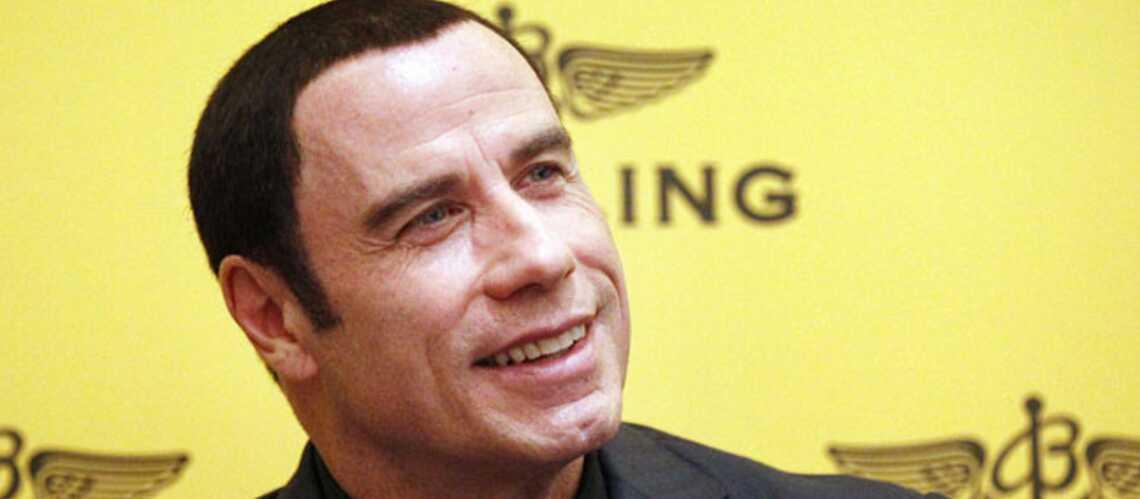 John Travolta va être honoré pour sa carrière