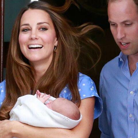 Où va grandir le prince George, futur roi d'Angleterre?