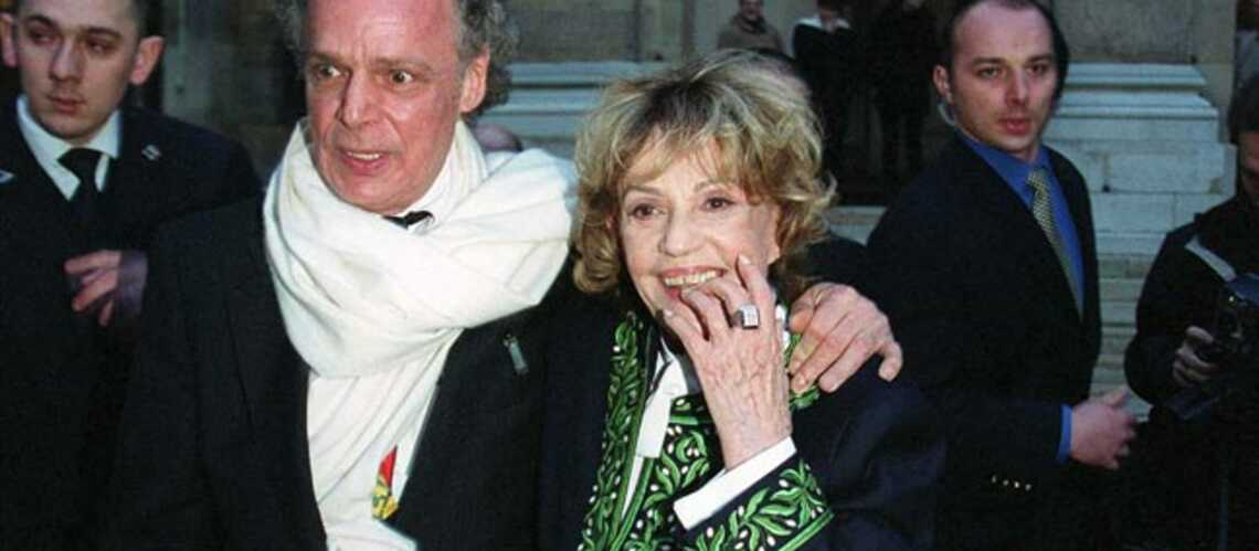 Ma m re ce sex symbol jeanne moreau gala - Jeanne mas et son mari ...