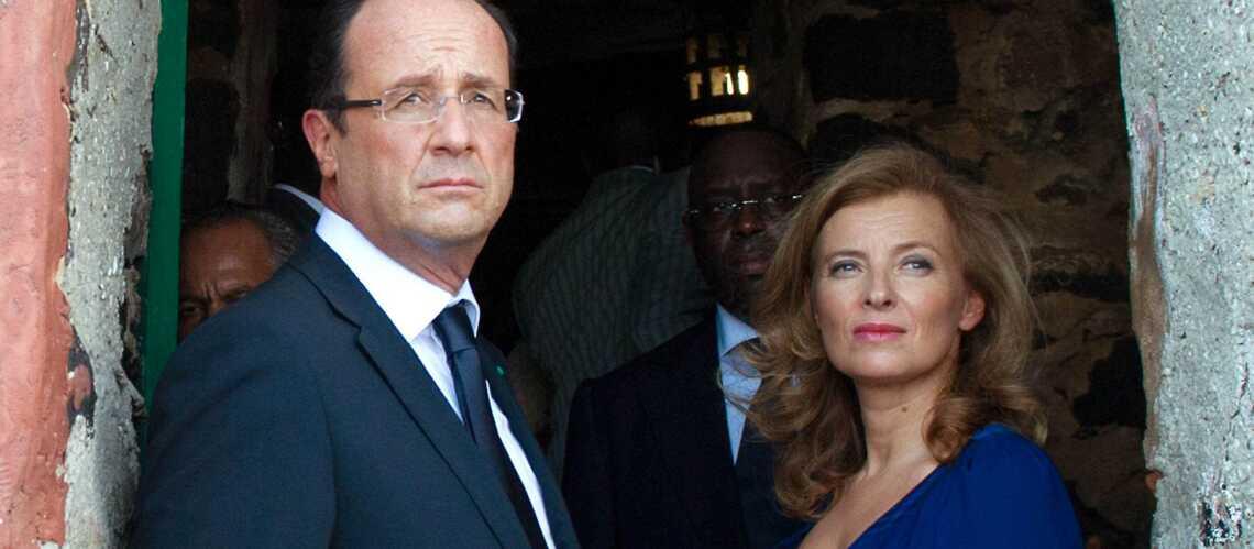 François Hollande ne fera rien contre Valérie Trierweiler