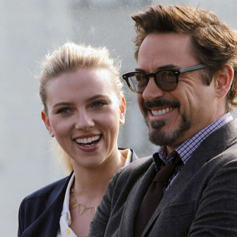 Robert Downey Jr réclame un Black Widow avec Scarlett Johansson