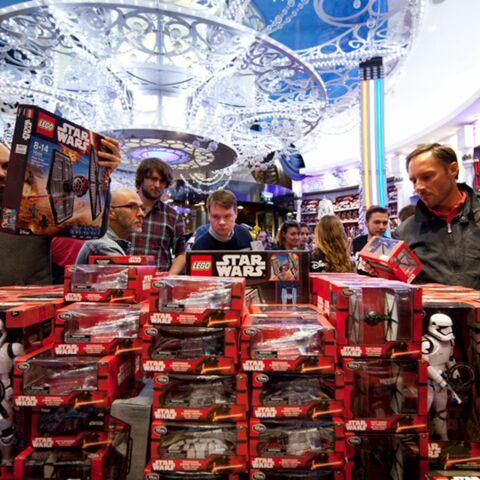 Star Wars: des jouets et une star