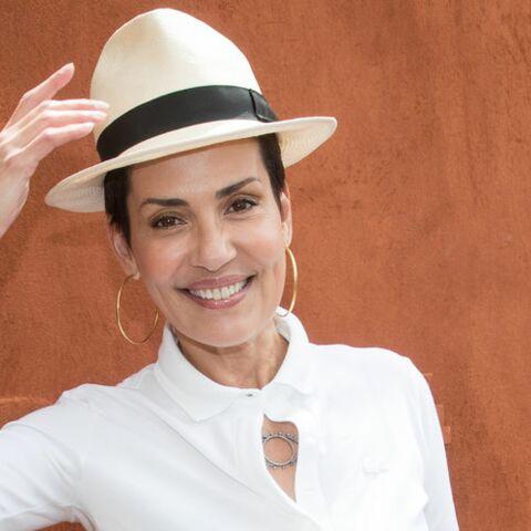 PHOTO – Cristina Cordula: au naturel en petite robe blanche, elle profite de ses derniers jours de vacances en Grèce