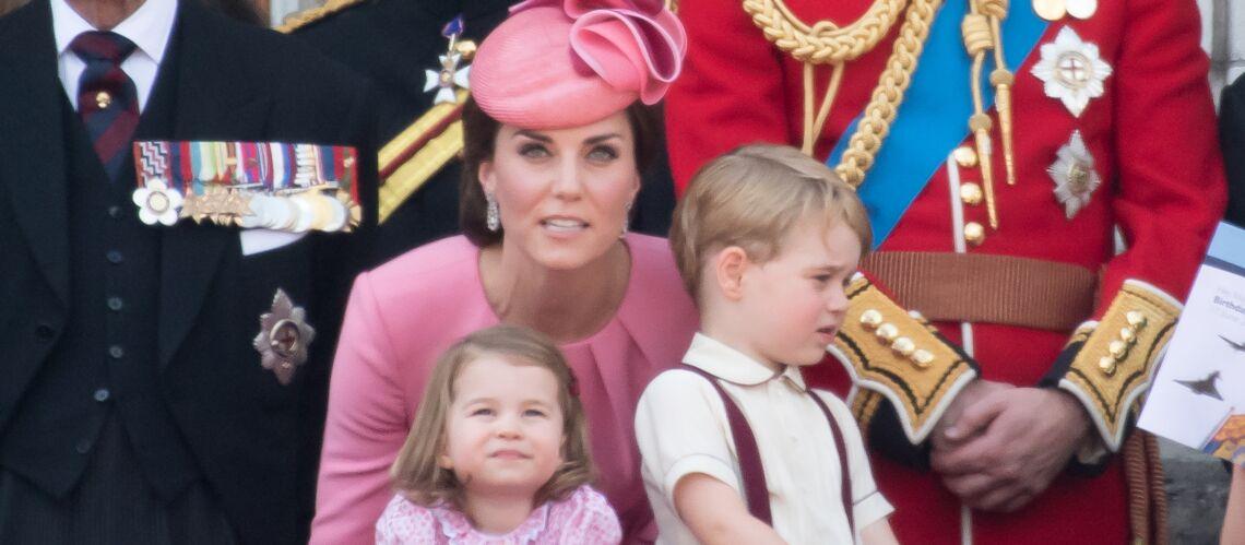 Malade, Kate Middleton va-t-elle pouvoir accompagner George pour sa rentrée à l'école?