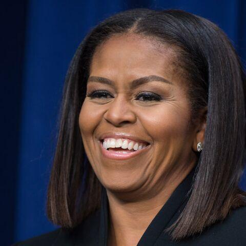 PHOTOS – Pour l'anniversaire de Beyoncé, Michelle Obama recrée son look iconique
