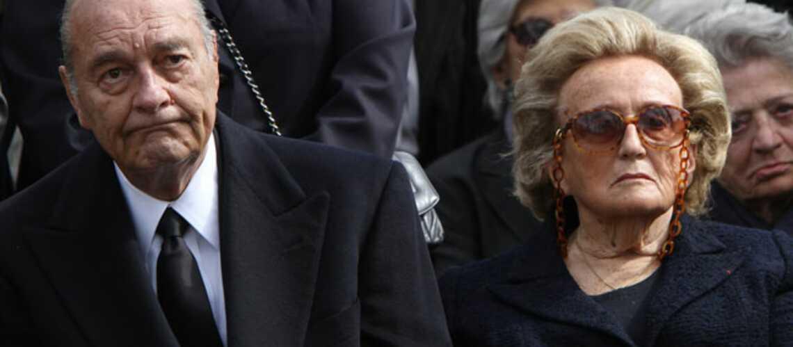Bernadette Chirac: «mon mari n'est pas commode tous les jours»