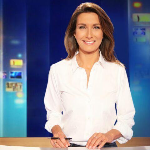 Anne-Claire Coudray, la star des JT de l'été