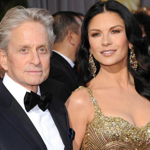 Catherine Zeta-Jones et Michael Douglas: divorce imminent?
