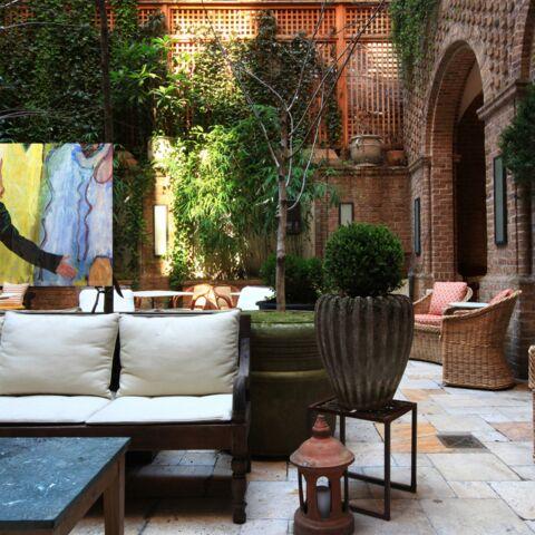 Hôtel de star: The Greenwich Hotel de de Niro