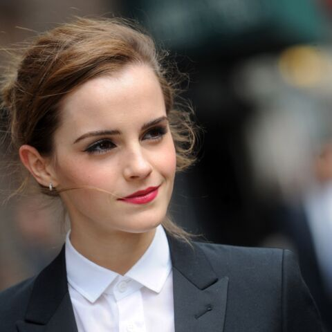 Emma Watson rit et soutient les femmes turques