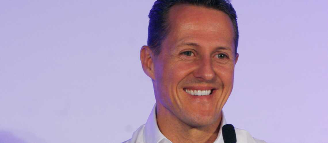Même hospitalisé, Michael Schumacher gagne sa vie