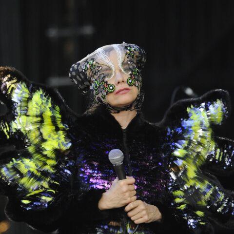 Björk n'a plus le temps pour l'Europe